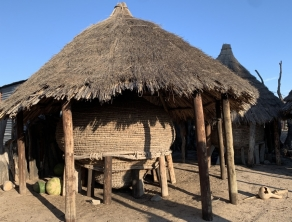 Namikala Peuples de Namibie